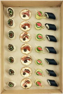 Finger Food Set 1 (7-10 os.)